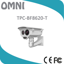 Micro SD memory, IP66 TPC-BF8620-T Support Fire detect&alarm Thermal Network Hybrid Bullet Camera