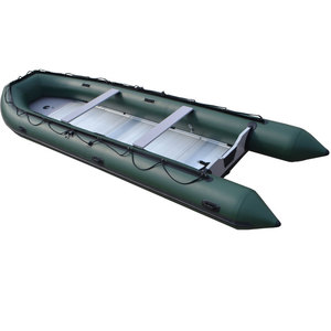 China Direct manufacturer inflatable river machine made fishing inflatable  boat for sale