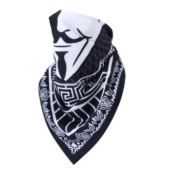 994ad67735ef5 Printing Square Bandana With Custom Logo Motorcycle Skull Cap Headwear -  Buy Black Skull Bandana,Motorcycle Bandana,Hip-hop Bandana Product on ...