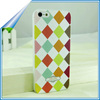New trend 3d mobile phone cover for iphone
