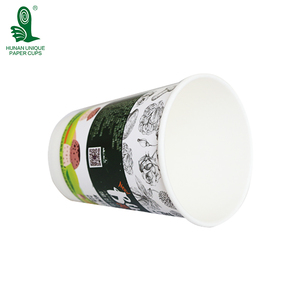 ISO 8oz Wholesale Paper Cup For Soup