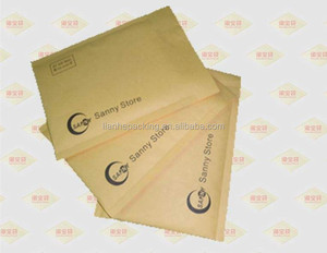 Gravure Printing Surface Handling / Self Adhesive Seal Sealing / Handle customized printed bubble mailers