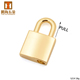 Decoration pull bag lock metal mini purse lock for notebook accessories
