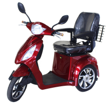 Modern 3 wheel electric mobility scooter for adults