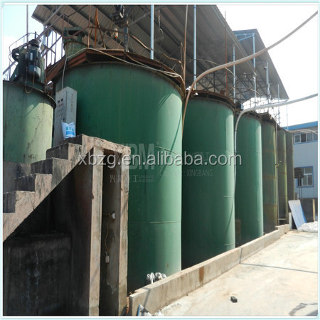 Gold Leaching Equipment Process Plant for mineral processing and refining