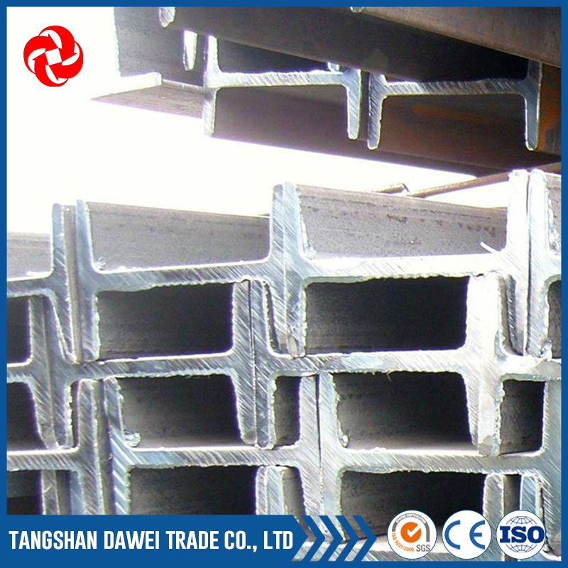 Structure Steel MS A36 ST37 S235jr steel i-beam iron ipe120 price