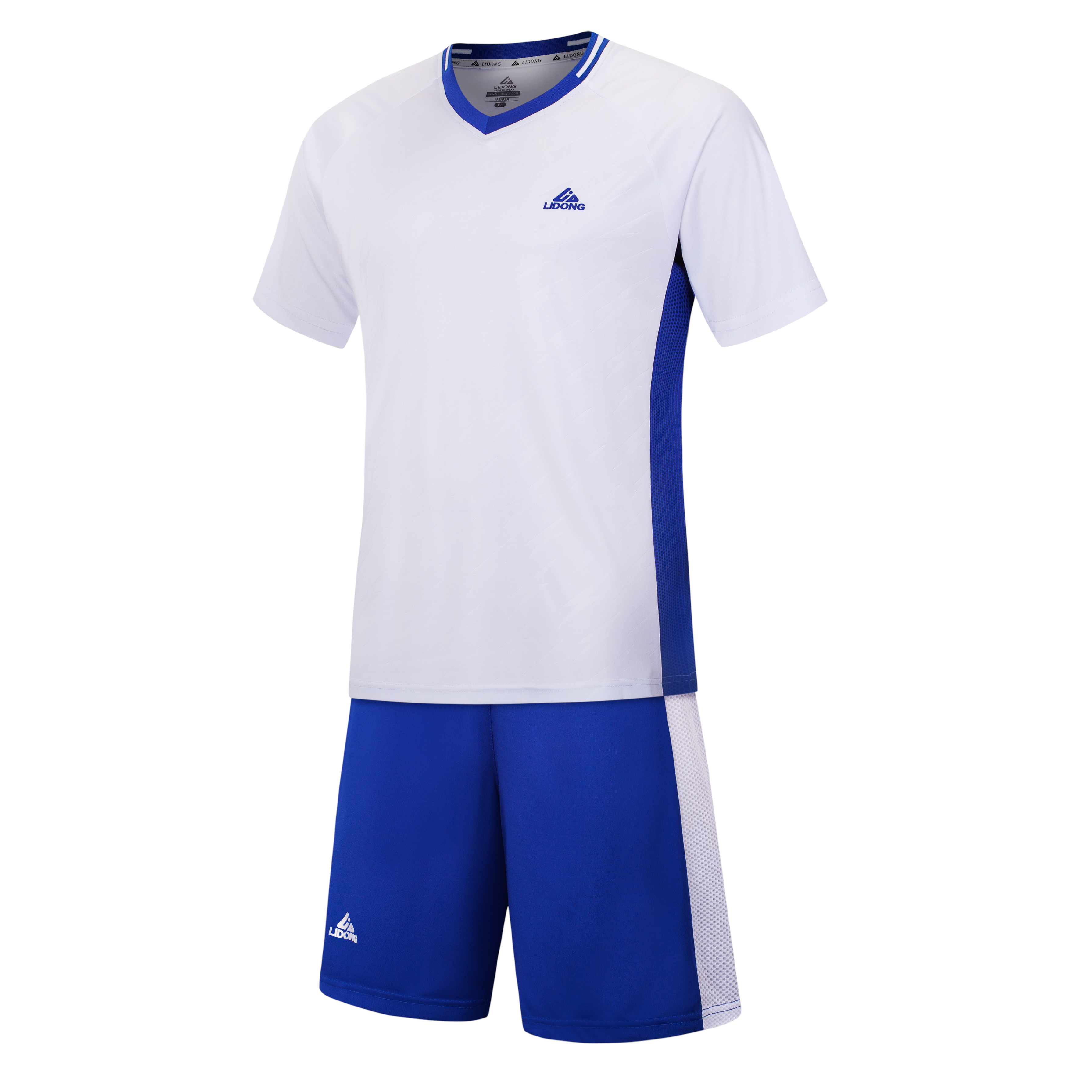 Custom Made Voetbal Jersey Kleding groothandel, 100% Polyester Sublimatie Voetbal Jersey