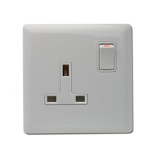 <span class=keywords><strong>13</strong></span> amp switched socket, unipolare, uk presa a muro