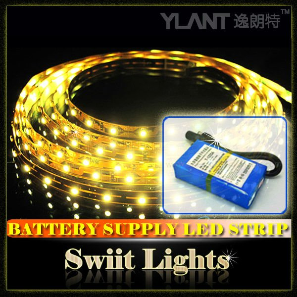 HOT-SALE Battery Powered LED Strip Light For Cars