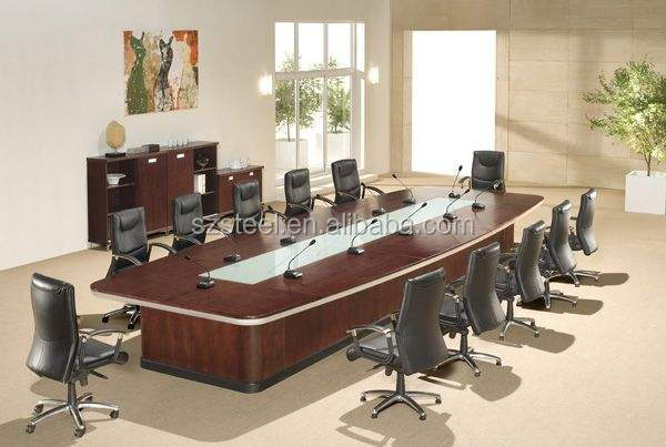 Luxury Boardroom Conference Table Specifications Office Executive Meeting Table