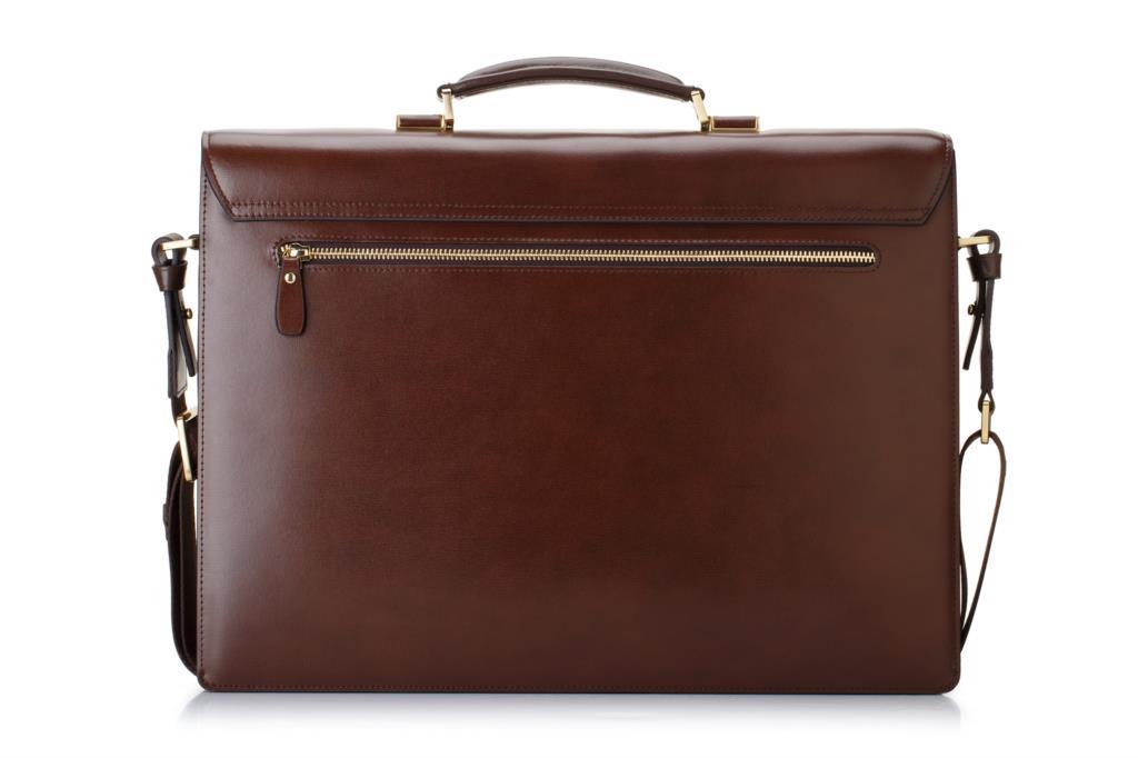 c8f99dd3f0d8 Wholesale- YINTE Brown Bag Leather Men's Big Briefcase Style Bag 15inch  Laptop Bags Lawyer Handbag Document Men's Portfolio Totes T8158-6