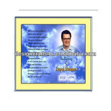 Funeral Grief Death Picture Sympathy Cards