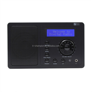 Paypal Accepted Dimmable Backlight Bedside FM DAB Radio Bluetooth