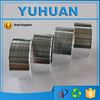 5cmx50m china suppliers heat resistant waterproof acrylic aluminum foil butyl tape