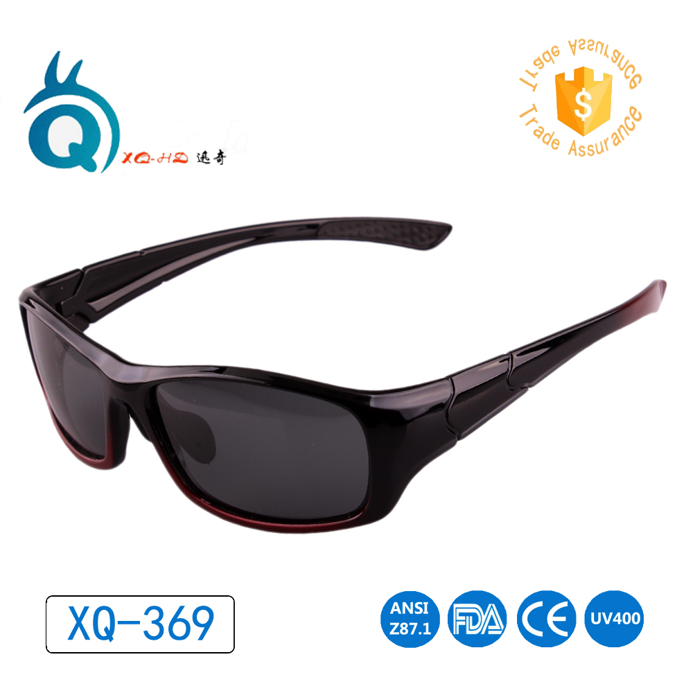 Latest trendy popular design fancy polycarbonate UV400 cycling outdoor sport volleyball spectacles frame sunglasses