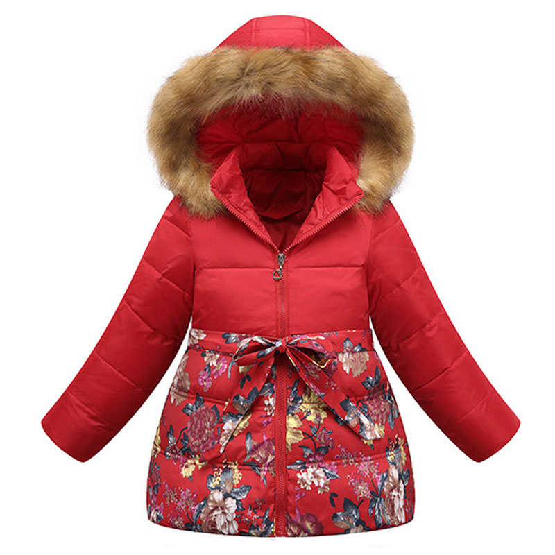 Children's Down Jackets 2015 Brand Designer Girls