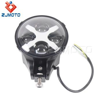 ZJMOTO HL-363-BK ATV Waterproof Spot light Beam LED Car Spot Light For Jeep Wrangler Toyota Hummer SUV ATV UTV 4 x 4 Cars