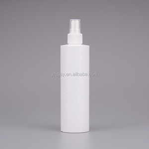 pe plastic spray bottle 500ml plastic detergent packing bottle