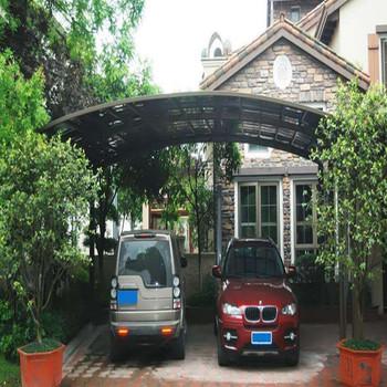 aluminium carports with polycarbonate sheet roof new design used metal carport to garage