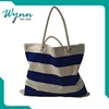wholesale high-end drawstring cotton bag with cord