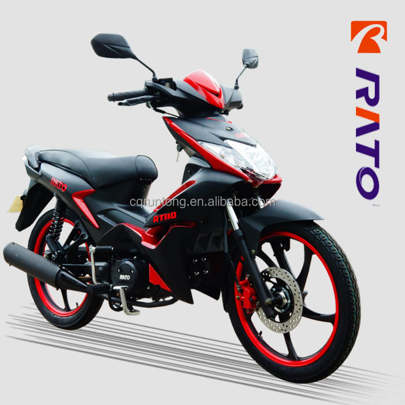 Chongqing factory cub motorcycle for south America