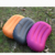 Fashion Super Light Inflatable Camping Air Travel Neck Custom Body Pillow