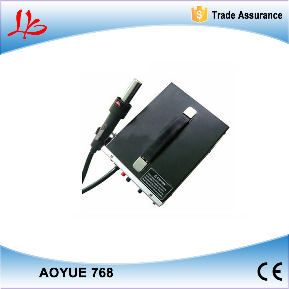 AOYUE 768 Soldering Stations,built in air flow gauge and diaphram pump