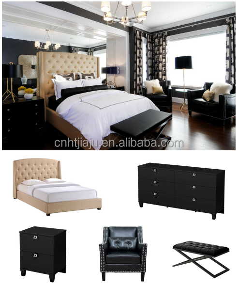 5 sterren hotel slaapkamer meubels modern design slaapkamer set guangxi fabrikant hotel - Modern slaapkamer modern design ...