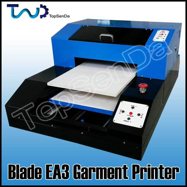 New generation Digital T-shirt printing machine textile cotton garment printer