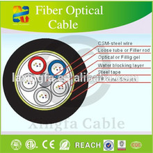 GYTA/GYXTW/GYFTY/GYTS/GYXTC8S/ADSS 12 core single mode fiber optic cable
