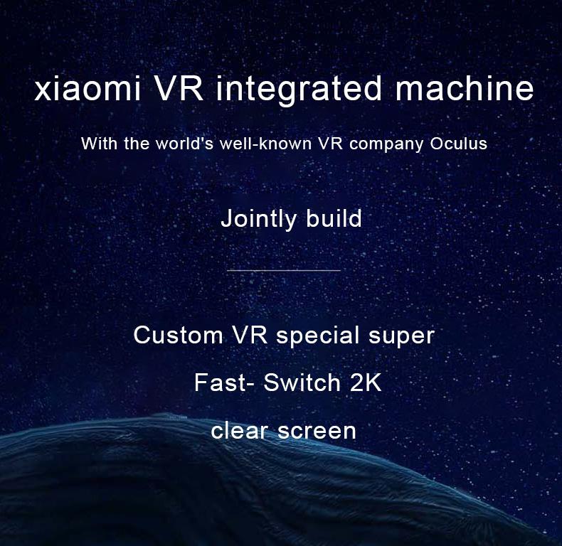 Xiaomi 3D VR Headsets Glasses Game Camera Machine