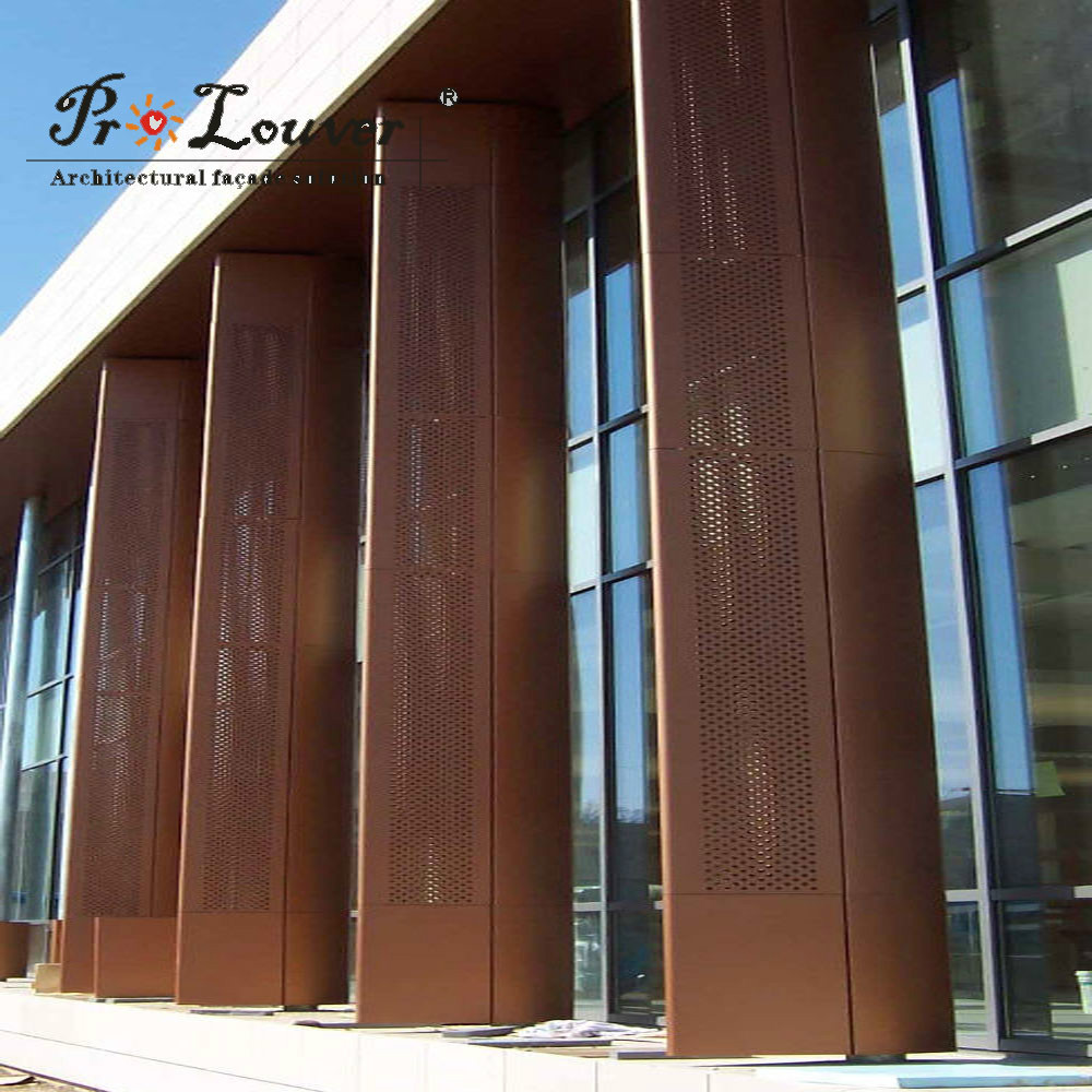 Architectural Metal Panel For Facade Curtain Wall Buy