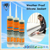 High Grade Neutral Room Curing Weather Proof Silicone Sealant