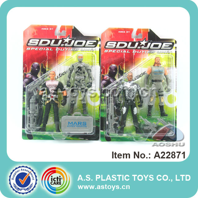 Super Cool cheap military set plastic soldier force toys for kid