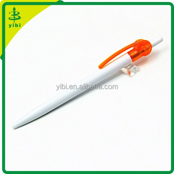 CGB-Y081 With promotional new aluminium and plastic ball pens