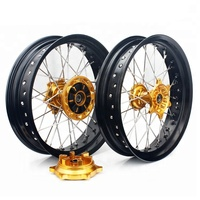 17 Inch Aluminum Alloy Motorcycle Wheels