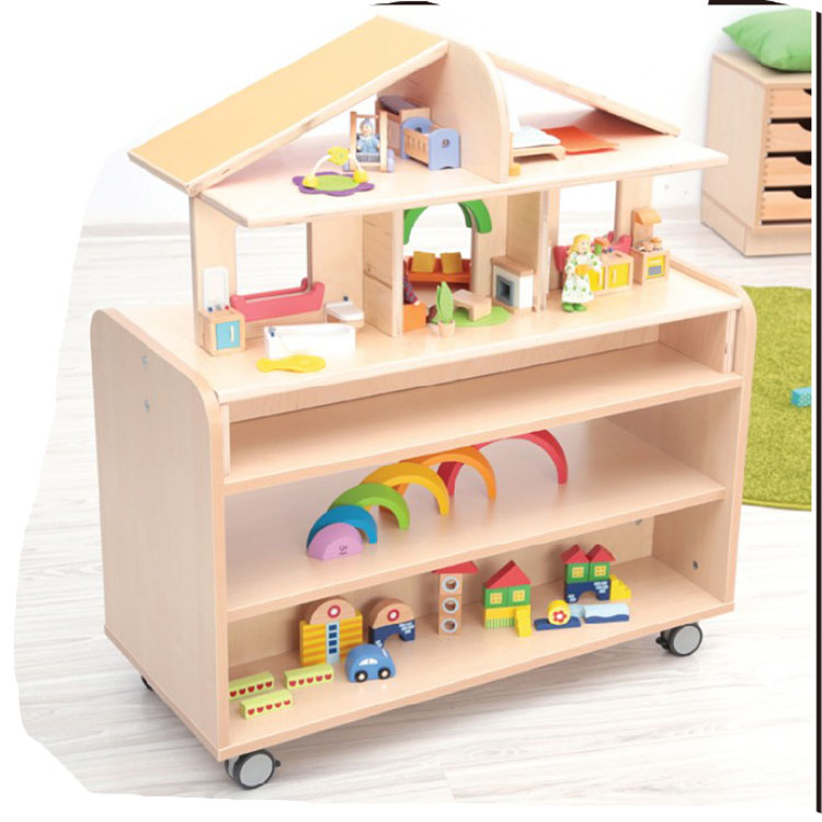 Lowest Price Latest Toy Craze Education Wooden Doll House Buy