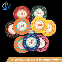 14g Casino Royal Clay Poker Chip