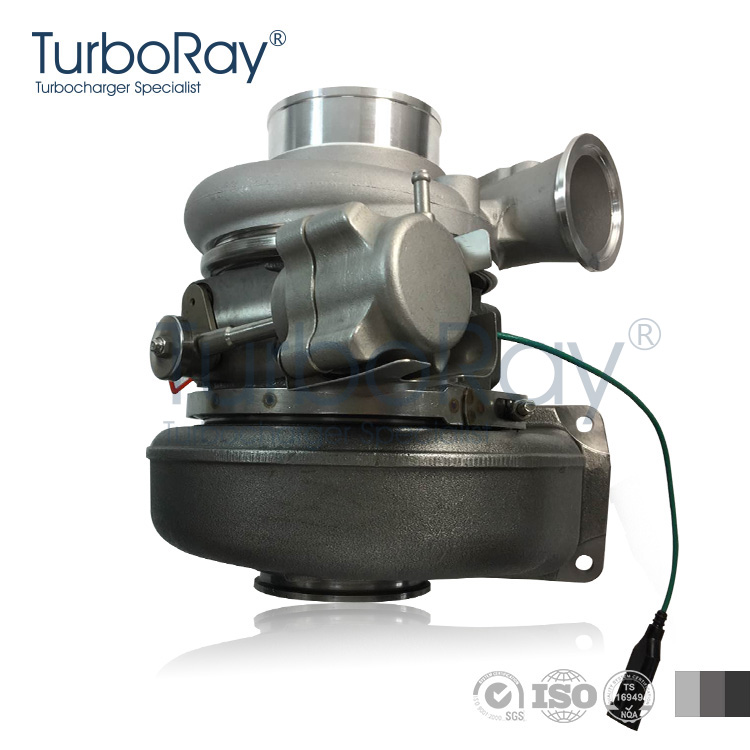 HE400VG HE431V Model Turbocharger 4046953 for Iveco Bus, Truck with CURSOR 8 Engine Turbo 5042692800
