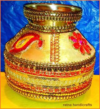 Kalash Indian Handicrafts Traditional Home Decor Gift Buy Indian