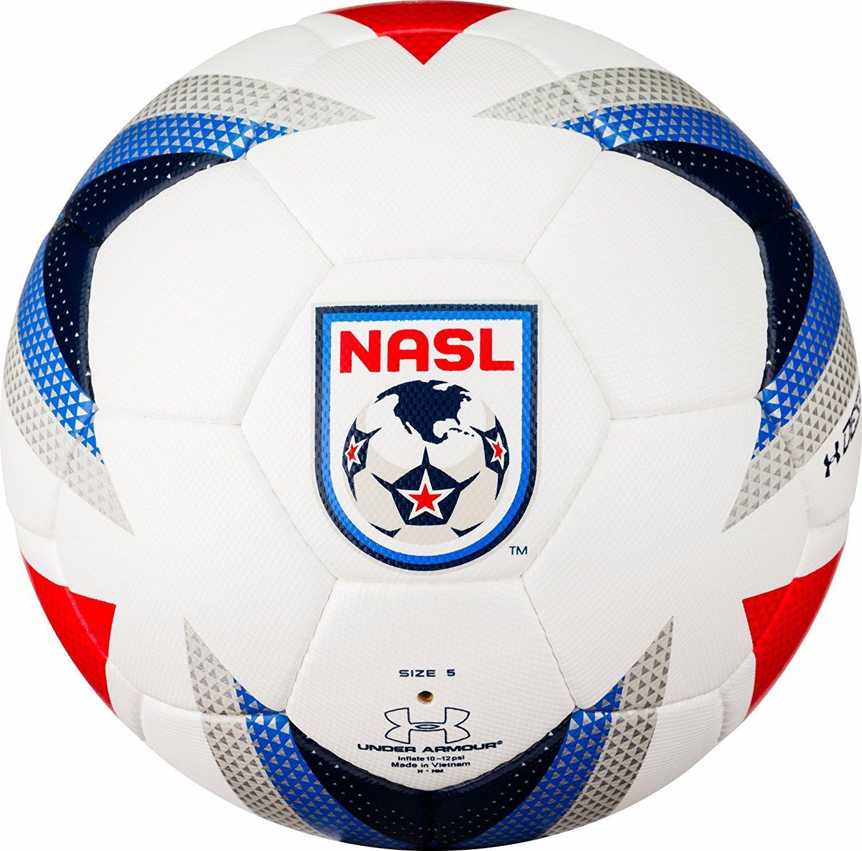 433b39bcc84 Get Quotations · NASL Official Match Soccer Ball