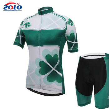 Custom Made 2018 New Design Women's Breathable Sublimation Printing Cycling Wear Shorts Sportswear