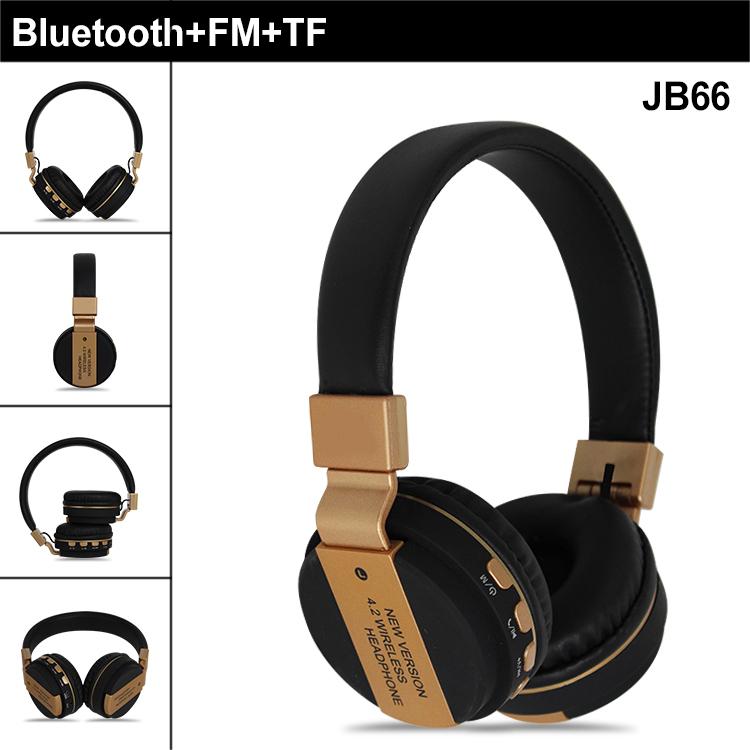 Headband Không Dây Headphone JB66