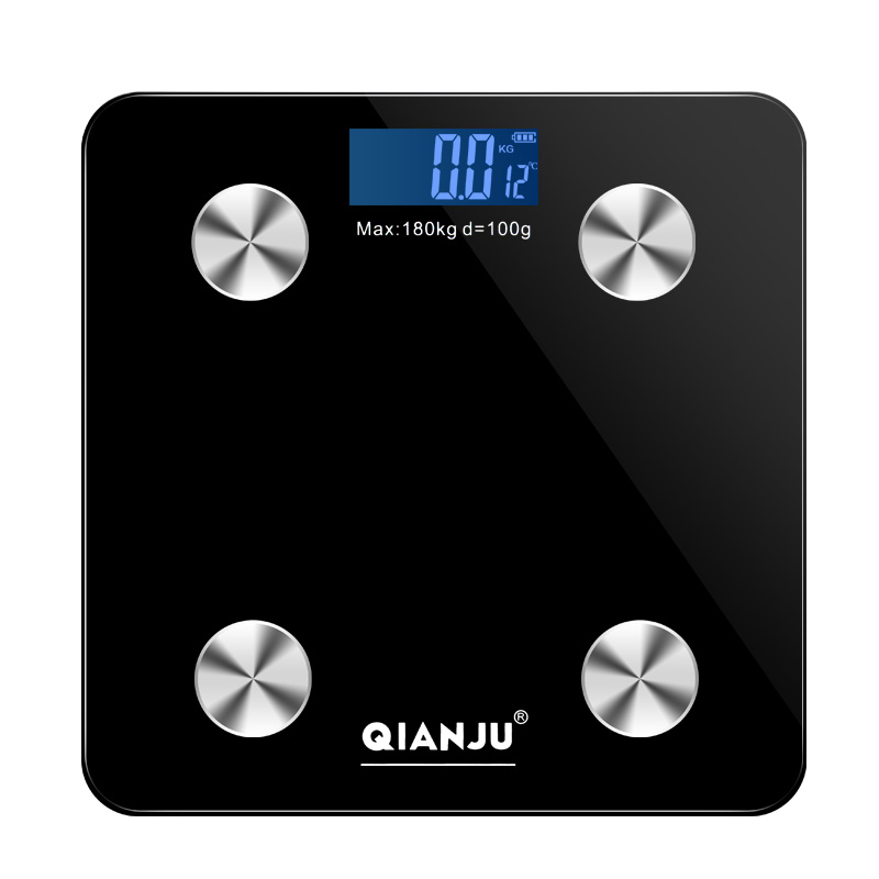 180kg precision quality digital personal body weighing scale bluetooth smart original scale with app