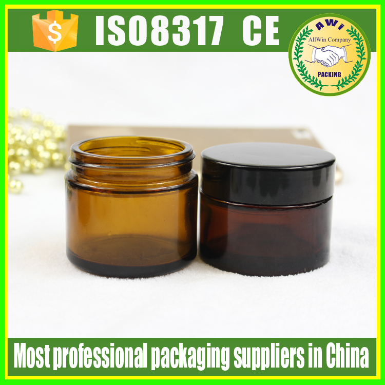 15ml decorative glass container and lids wholesale fruit shape cream jar covered glass jars - Decorative fruit jars ...