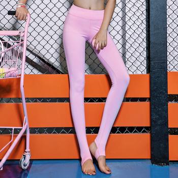 ab10073d0390 Women Fitness Activewear Gym Leggings Wholesale Ladies Custom Lycra Yoga  Pants High Waist Compression Tights Sports