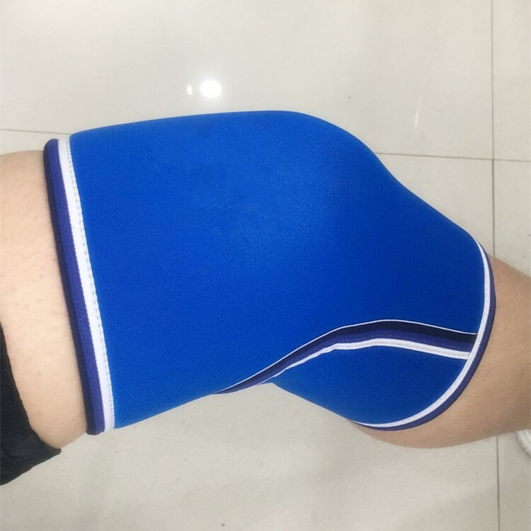Knee Sleeves Support & Compression sbr- 7mm Neoprene Sleeve Brace for Weightlifting the Best Squats, Oem