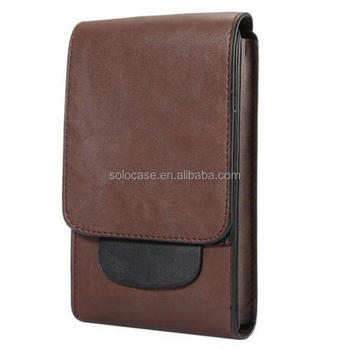 buy popular 060e0 ada2b Mobile Phone Leather Belt Pouch Holster Cover Case - Buy Real Leather  Holster Belt Clip Carrying Case Pouch With Magnetic Closure For  Iphone,Mobile ...