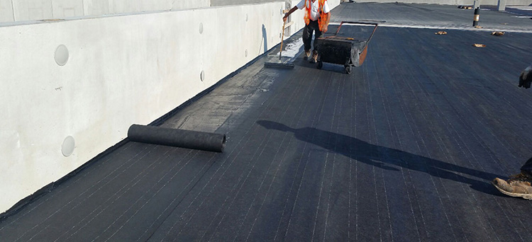Synthetic Roofing Underlay Bitumen Paper Asphalt Saturated