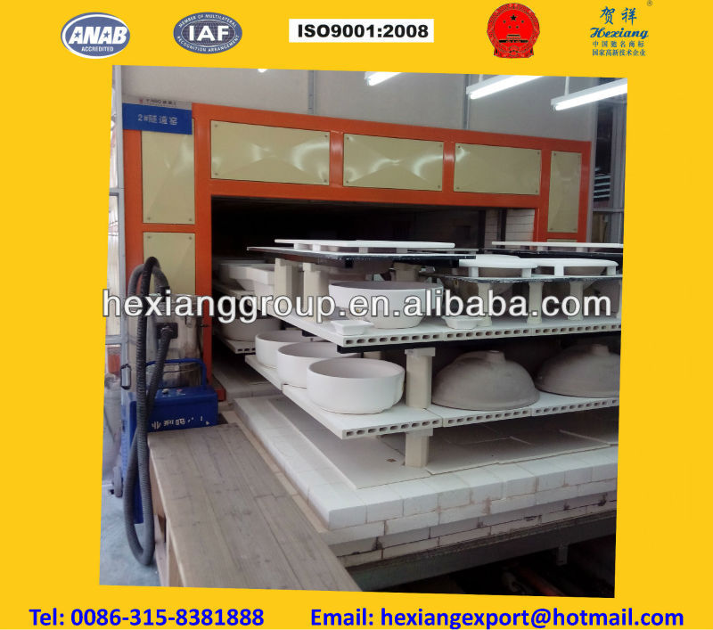 tunnel kiln(ceramic machine for sanitaryware)